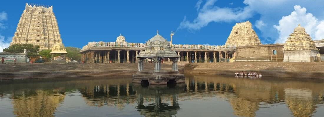 Kanchipuram Ekambareswarar Temple History