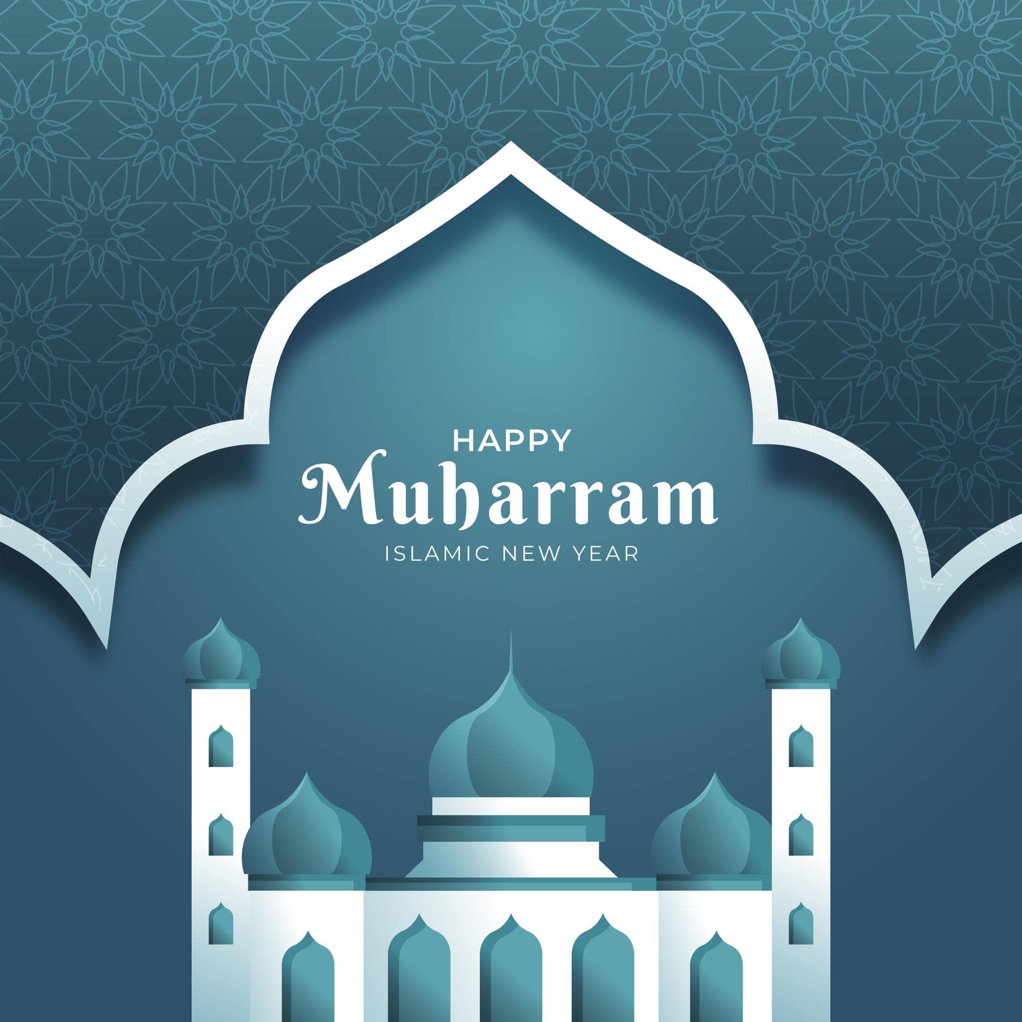 happy muharram images