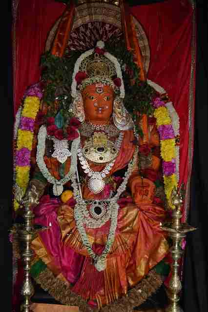 Sri Merupuram Maha Bathrakali