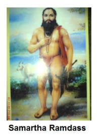 Samartha Ramdass(Shivaji Guru) In loin cloth