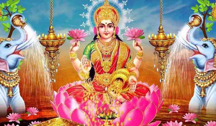 16 Names of Lakshmi