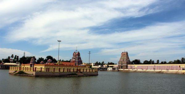 tiruvarur thyagaraja temple history in tamil