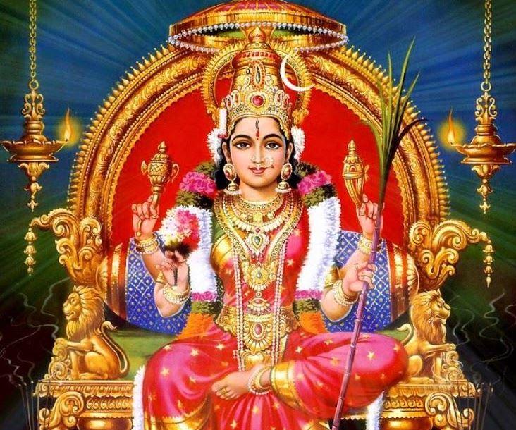 lalitha pancharatnam lyrics in tamil