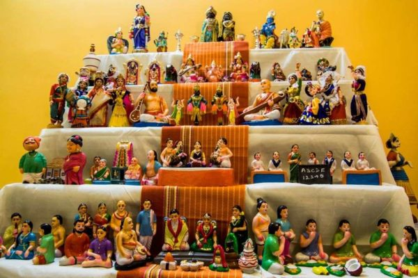 navarathri golu rules details in tamil
