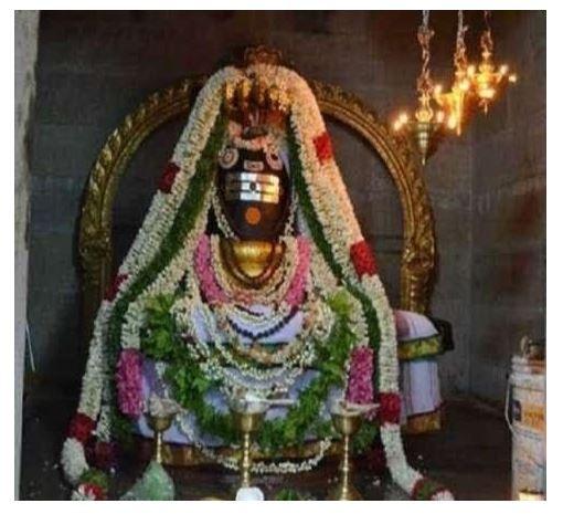 oottathur aburva panchanthana natarajar temple