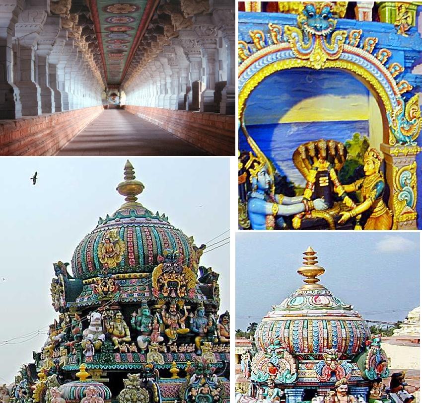 ramanathaswamy temple rameswaram photos