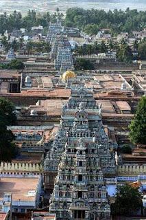 sri ranganathaswamy temple 7 prakarams specialities in tamil