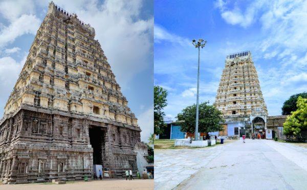 kanchipuram kamakshi amman temple history tamil