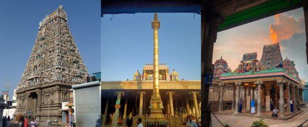 kapaleeswarar temple history tamil