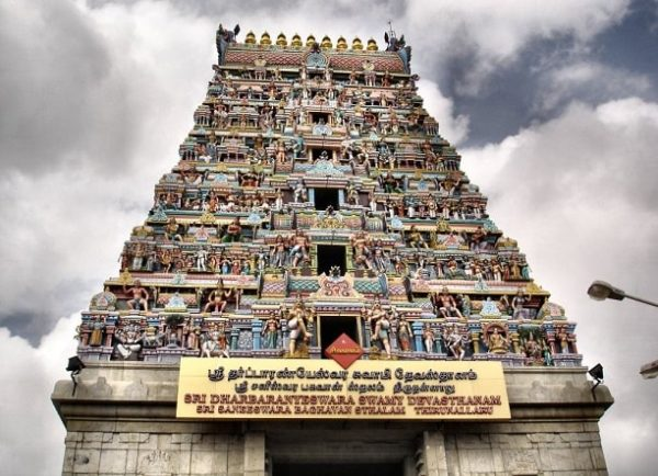 thirunallar saneeswaran temple history in tamil
