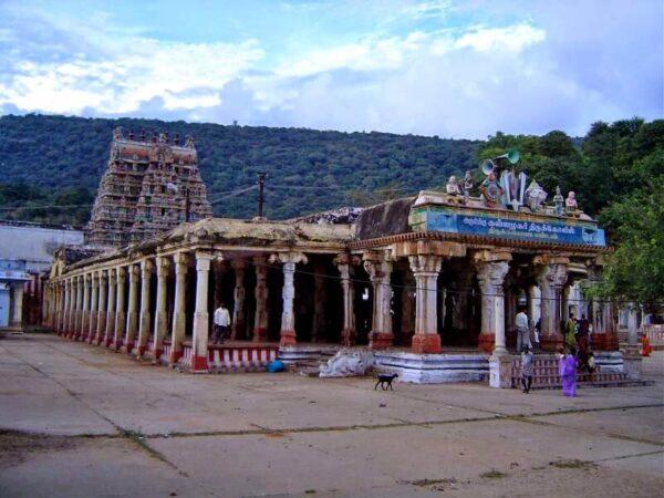 alagar kovil history in tamil