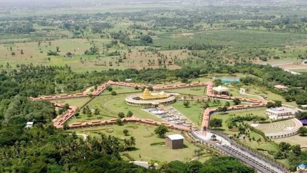 sri lakshmi narayani golden temple vellore history in tamil