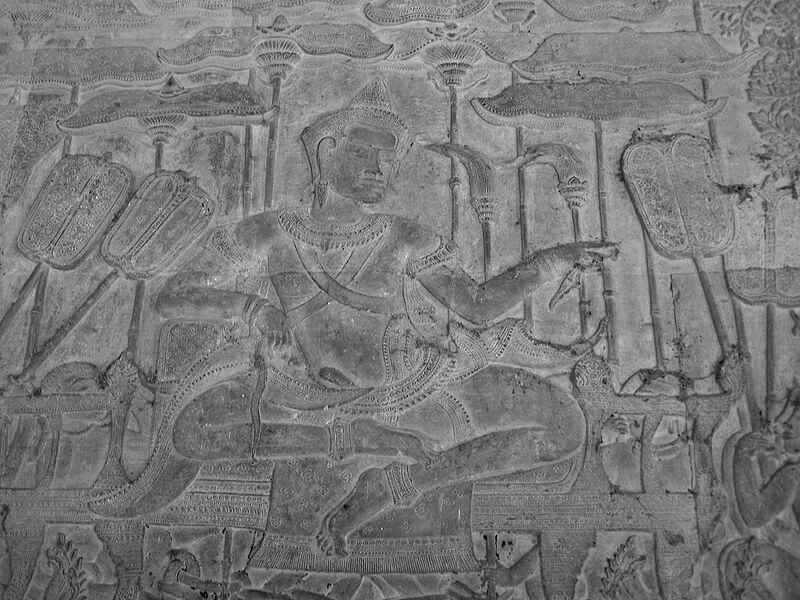 Angkor Wat Temple Suryavarman-II