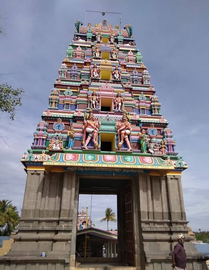 Kalyana Vigirtheeswarar Temple