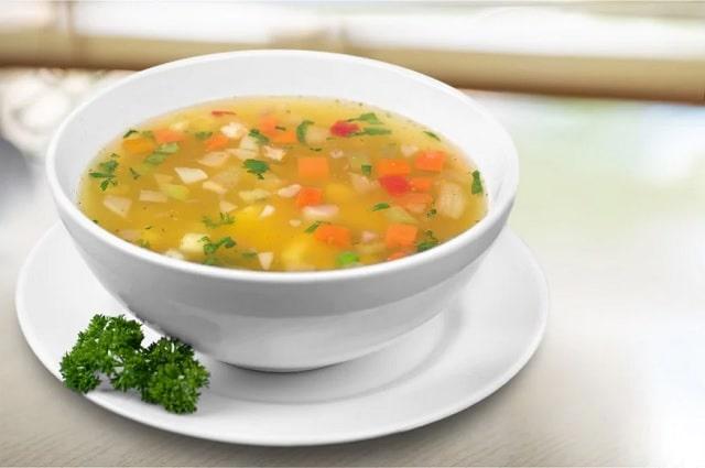 Makka Cholam Soup in Tamil