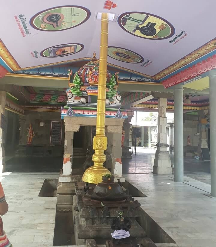 Sri Kalyana Vigirtheeswarar Temple Kodimaram