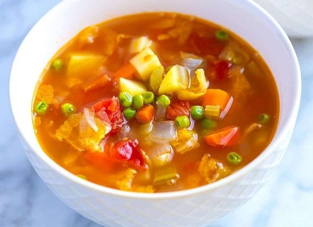 Vegetable Soup Seivathu Eppadi