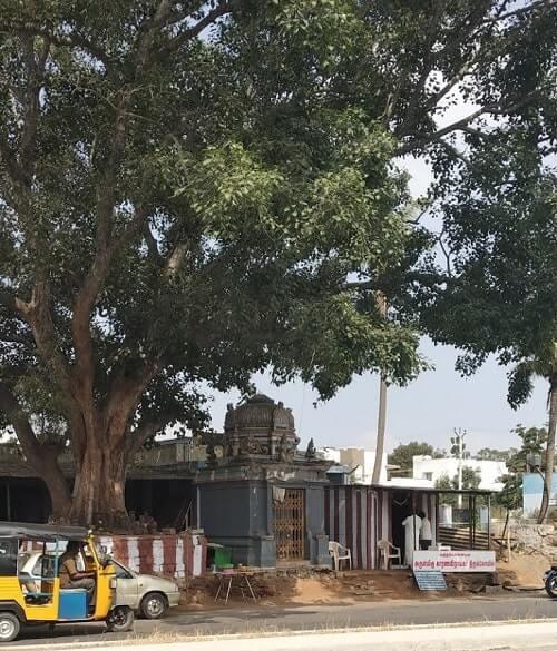 karana vinayagar temple mathampalayam