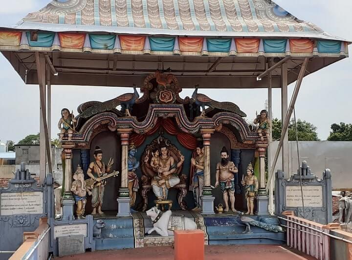 swamimalai murugan teaching pranava mantra lord shiva