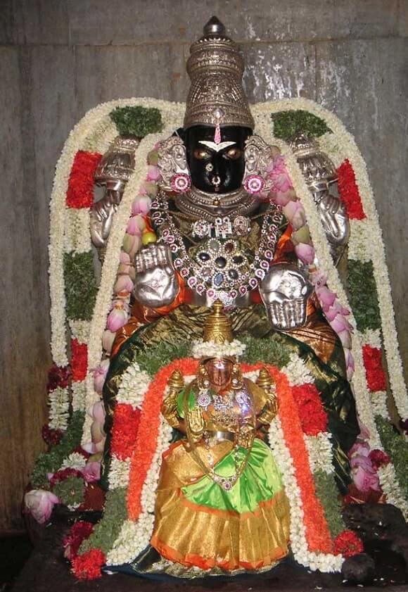 thirukoshtiyur temple deity thirumamagal