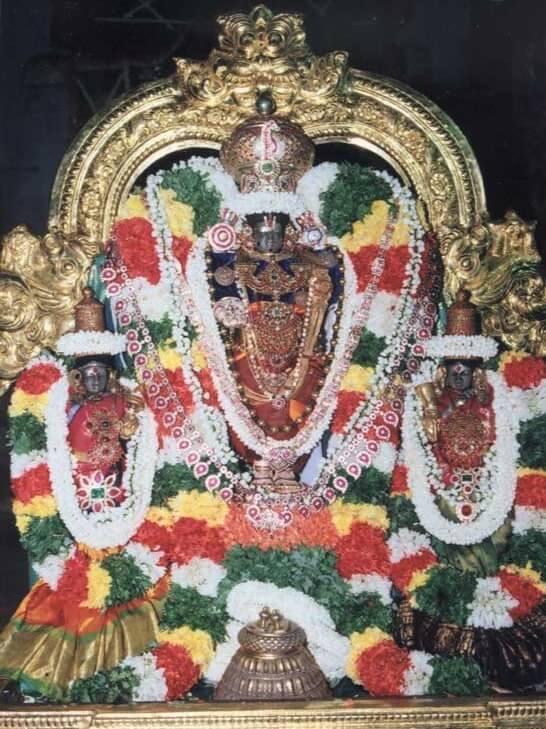 thirukoshtiyur temple sowmya narayanan