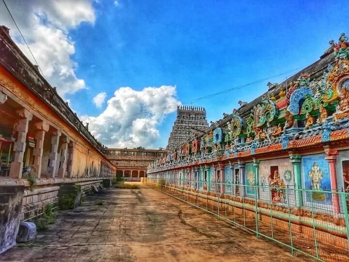 thiruvidaimaruthur mahalingeswarar temple inside