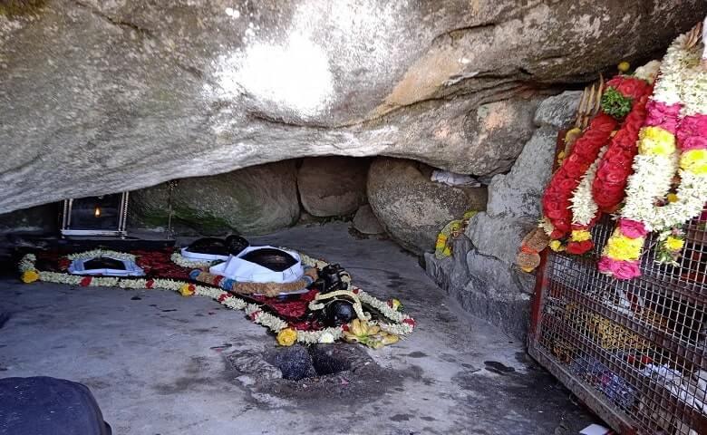 velliangiri andavar temple