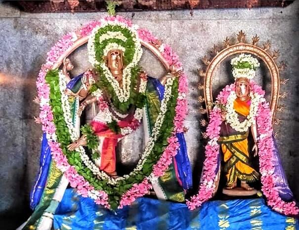 agneeswarar temple kanjanur sukran history in tamil