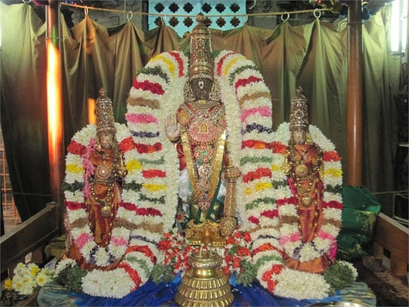 triplicane parthasarathy perumal moolavar