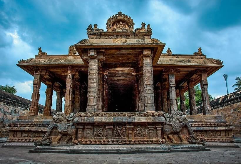 darasuram temple amman sannadhi