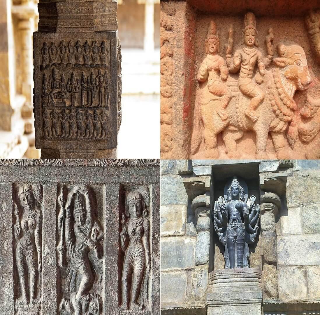 darasuram temple sculptures