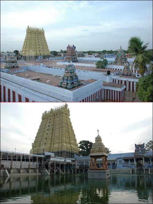 sankarankovil sankaranarayana temple images