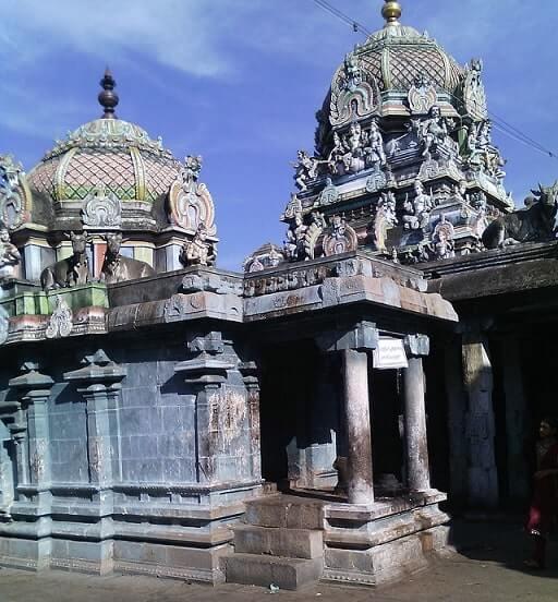 thirukadaiyur amirthakadeswarar temple vimanam
